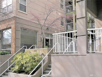 King County Condo/Townhouse For Sale: 506 E Howell St #412