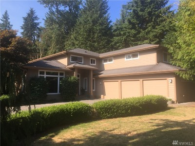 Snohomish Single Family Home Contingent: 14232 Aspen Wy