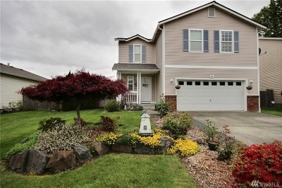 Orting Single Family Home For Sale: 1016 Boatman Ave NW