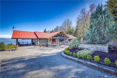 Port Ludlow WA Single Family Home For Sale: $675,000