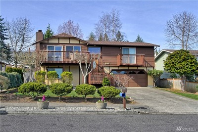 Tacoma Single Family Home For Sale: 3910 Commencement Bay Dr