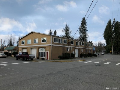 Snoqualmie Multi Family Home For Sale: 39570 SE Park St #1-10