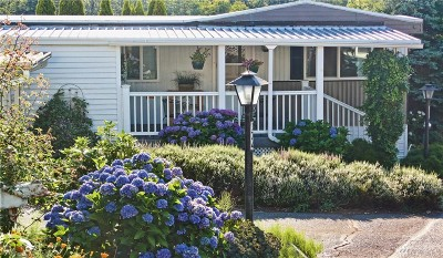Whatcom County Mobile Home For Sale: 1200 Lincoln St #173