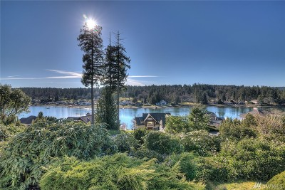 Gig Harbor Single Family Home For Sale: 5108 40th St NW