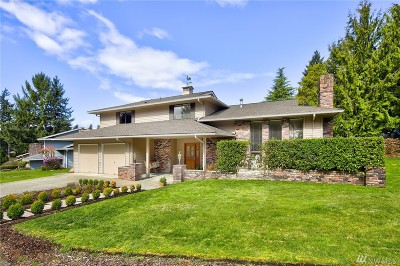 Federal Way Single Family Home For Sale: 3306 SW 323rd St