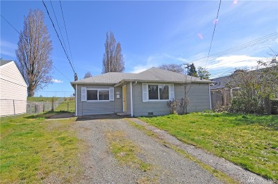 Tacoma Single Family Home For Sale: 1825 S Hosmer St