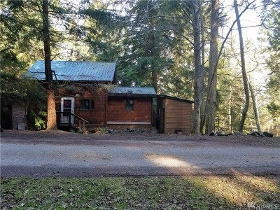 Lummi Island Single Family Home For Sale: 1190 Scenic Avenue