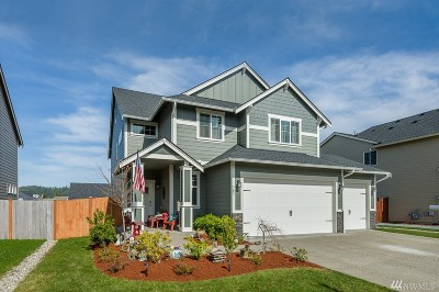 Orting Single Family Home For Sale: 303 Balmer St SW