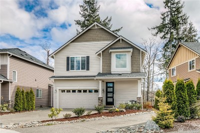 Bothell Single Family Home For Sale: 18033 33rd Dr SE