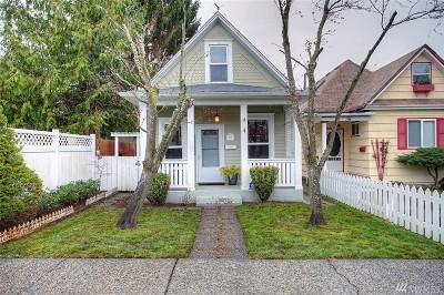 Tacoma WA Single Family Home For Sale: $299,900