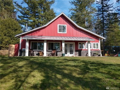 Bellingham Single Family Home For Sale: 1768 Noon Valley Rd