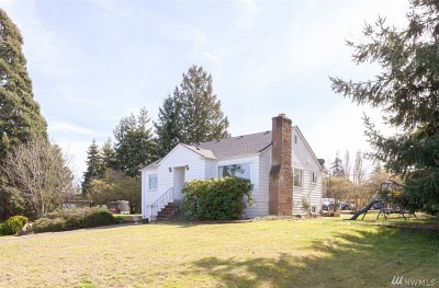 Seattle Single Family Home For Sale: 1026 S 102nd St