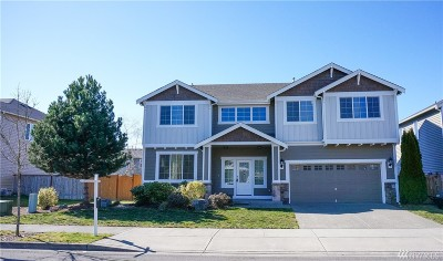 Orting Single Family Home For Sale: 1107 Sigafoos Ave NW