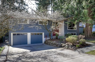 Kirkland Single Family Home For Sale: 7725 141st St