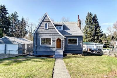 Tacoma WA Single Family Home For Sale: $424,900