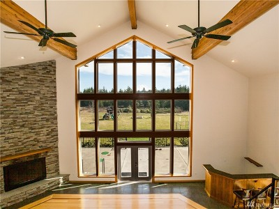 Eatonville Single Family Home For Sale: 4404 378th St E