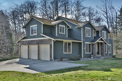 Clinton WA Single Family Home For Sale: $897,500