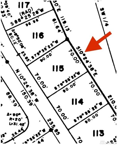 Bellingham Residential Lots & Land For Sale: 35 Lost Fork Lane