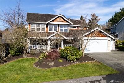 Kirkland Single Family Home For Sale: 8412 NE 121st Place