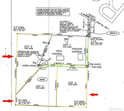 Residential Lots & Land For Sale: Bunker Creek Rd