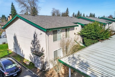 Auburn Condo/Townhouse For Sale: 1102 8th St NE #17