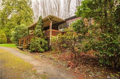 Fall City Single Family Home For Sale: 4748 334th Ave SE