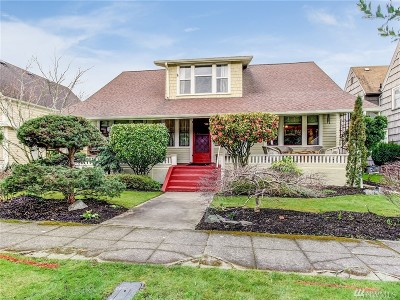 Tacoma Single Family Home For Sale: 1010 N Oakes St