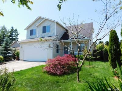Centralia Single Family Home For Sale: 2537 Kristine Ct