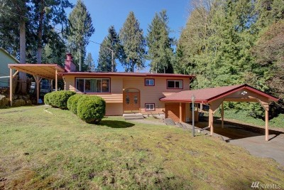 Kirkland Single Family Home For Sale: 13253 NE 109th Ave