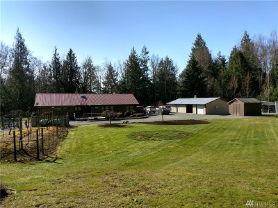 Sedro Woolley Single Family Home For Sale: 7540 Sunny Lane