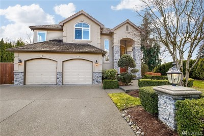 Bothell Single Family Home Contingent: 1904 243rd Place SE