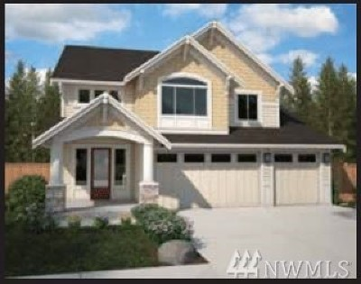 Kent Single Family Home For Sale: 9808 S 200th Place