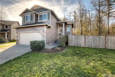 Graham Single Family Home For Sale: 20530 98th Av Ct E