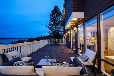 Seattle Single Family Home For Sale: 807 Hillside Dr E