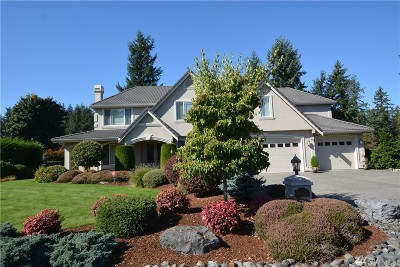 Auburn Single Family Home For Sale: 33103 134th Ave SE