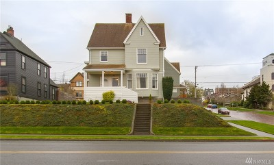 Tacoma Multi Family Home For Sale: 822 N I St