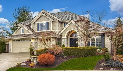 Sammamish Single Family Home For Sale: 922 270th Ct SE