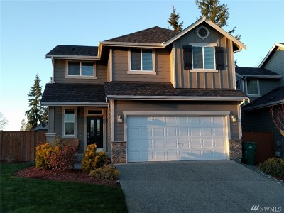 Marysville Single Family Home For Sale: 8601 70th St NE