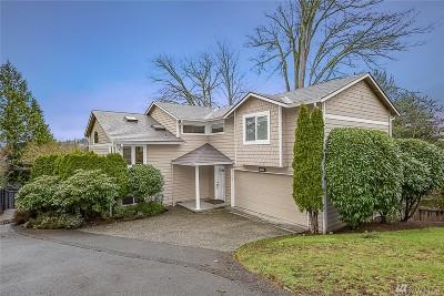 Kirkland Single Family Home For Sale: 11635 106th Ave NE