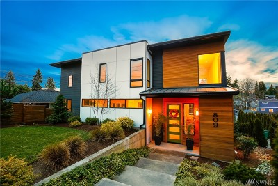 Kirkland Single Family Home For Sale: 809 6th St