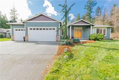 Stanwood Single Family Home For Sale: 32022 54th Dr NW