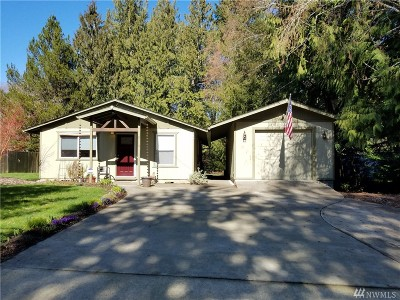 Olympia Single Family Home For Sale: 5110 SW 74th Ave