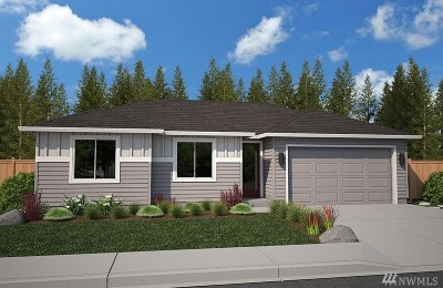 Orting Single Family Home For Sale: 407 Oak St #Lot39