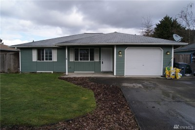 Orting Single Family Home For Sale: 708 Washington Ave SE