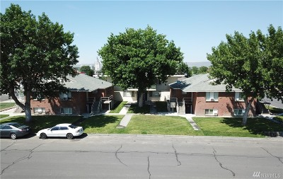 Quincy Multi Family Home For Sale: 319 H St SE