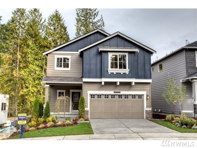 Woodinville Single Family Home For Sale: 15137 127th Ave NE #83
