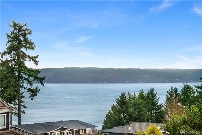 Gig Harbor Single Family Home For Sale: 2410 55th St Ct NW