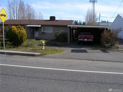 Bellingham Single Family Home For Sale: 5992 Guide Meridian