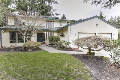 Renton Single Family Home For Sale: 14806 SE 139th Ct