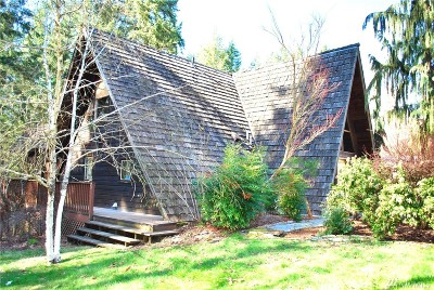 Redmond Single Family Home For Sale: 5617 236th Ave NE